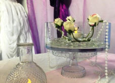Hire Table Centres & Decorations - many types for all occasions