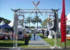 Hire Tri-truss,lighting stands, AV equipment for your event