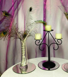 Hire Wrought Iron Candelabra